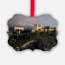 Europe, Spain, Granada, Andalusia Ornament