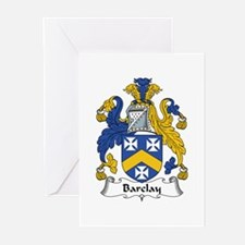 Barclay Greeting Cards (Pk of 10)