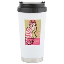 Unique Chat Travel Mug
