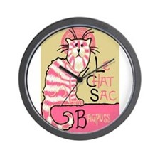 Funny Chat Wall Clock