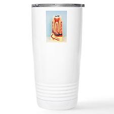 Tooth anatomy Travel Mug
