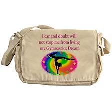 BLESSED GYMNAST Messenger Bag