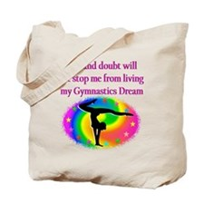 BLESSED GYMNAST Tote Bag