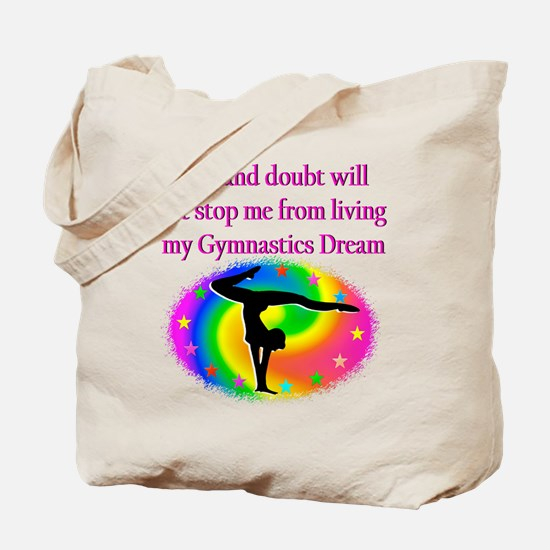 BLESSED GYMNAST Tote Bag
