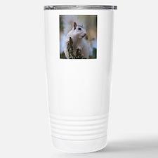 Astronaut Squirrel Stainless Steel Travel Mug