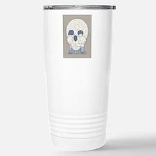 illu-skull-913-LG Stainless Steel Travel Mug