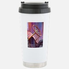 Let Go and Let God Travel Mug
