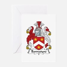 Bannatyne Greeting Cards (Pk of 10)