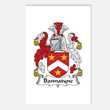 Bannatyne Postcards (Package of 8)