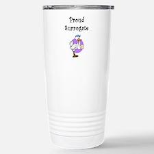 proudsurrostorkblacktxtClrBck.png Travel Mug