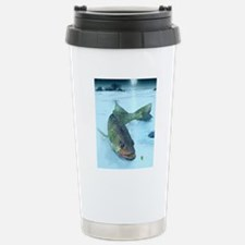 Walleye Ice Stainless Steel Travel Mug