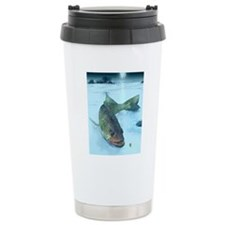 Walleye Ice Travel Mug