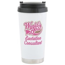 Lactation Consultant Travel Mug