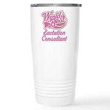 Lactation Consultant Travel Mug