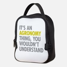 Its An Agronomy Thing Neoprene Lunch Bag