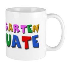 Kindergarten graduation idea Mug