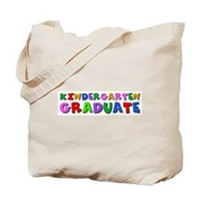 Kindergarten graduation idea Tote Bag