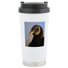 black vulture Travel Mug