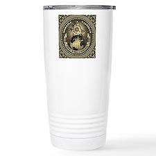 illuminati new world or Travel Mug