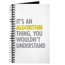 Its An Algorithm Thing Journal