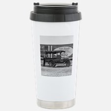 Billboard Company Worke Stainless Steel Travel Mug