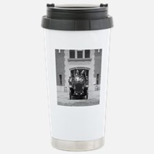 Fire Engine Crew at Fir Travel Mug