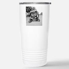 Crashed Ford Model T Travel Mug