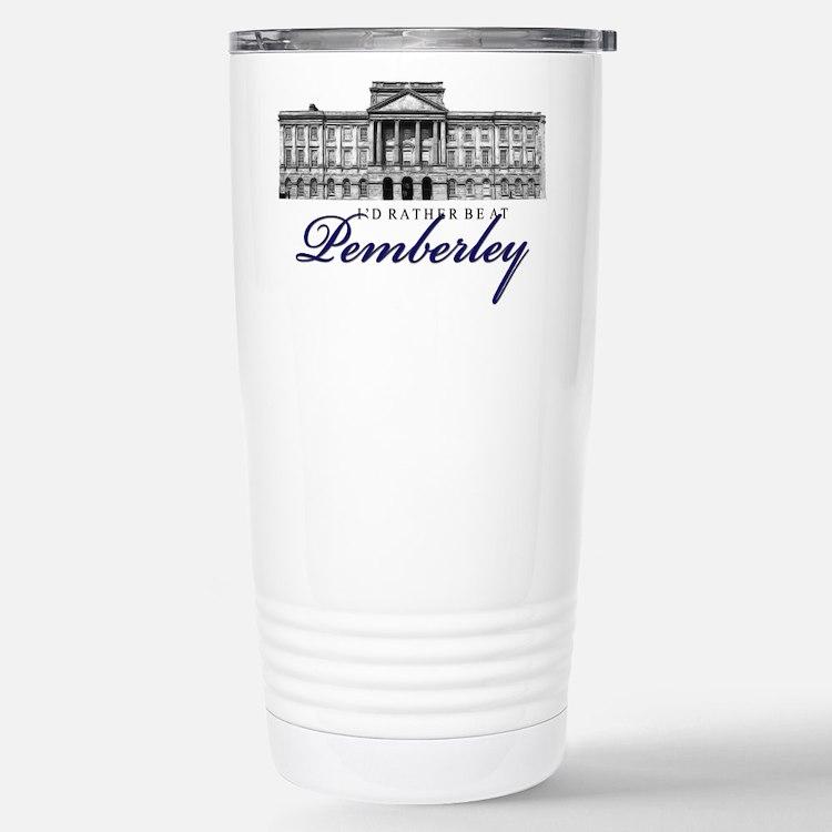 Cute Bennet Travel Mug