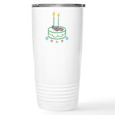 Runners Birthday Travel Coffee Mug