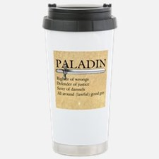 Paladin - Lawful good g Stainless Steel Travel Mug