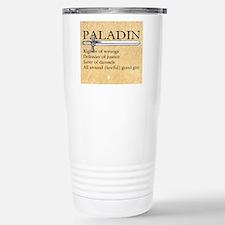 Paladin - Lawful good g Travel Mug