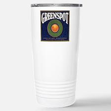 Retro Oranges Stainless Steel Travel Mug