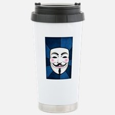 Anonymous 99% Occupy t- Stainless Steel Travel Mug