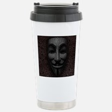 Anonymous 99% Occupy t- Travel Mug