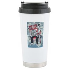 Anonymous 99% Occupy t- Thermos Mug