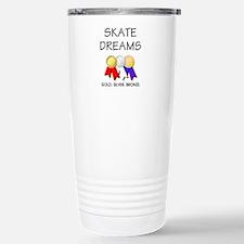 TOP Skate Dreams Stainless Steel Travel Mug