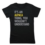 Alpacas Girls Tees