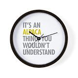 Alpaca Basic Clocks