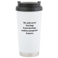 Unique Geek Travel Mug