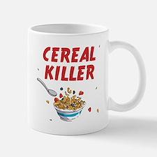 Breakfast Cereal Killer Mugs