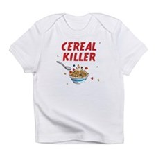 Breakfast Cereal Killer Infant T-Shirt