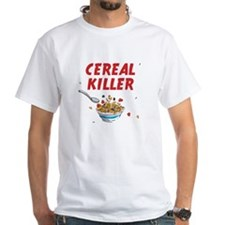Breakfast Cereal Killer T-Shirt