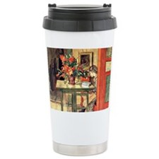 Carl Larsson painting:  Travel Mug