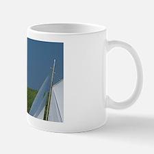 Halifax. George's Island & Lighthouse.  Mug