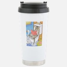 Cat 535 Travel Mug