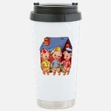Cute Pigs Travel Mug