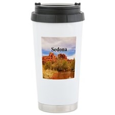 Sedona_6x6_v1_Cathedral Travel Coffee Mug