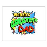 World's Greatest Dad Small Poster