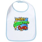 World's Greatest Dad Bib