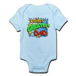 World's Greatest Dad Infant Bodysuit